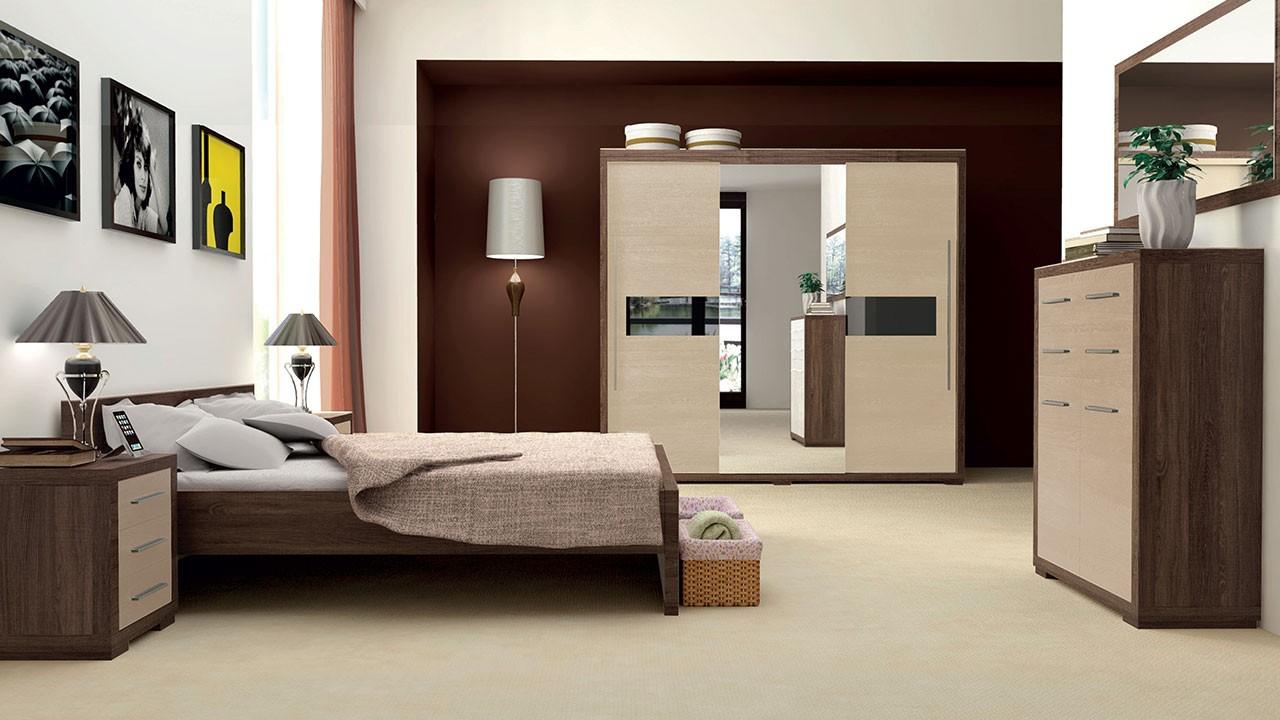 Schlafzimmer-Set Kelly III