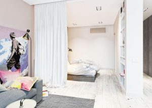 Schlafzimmer Im Wohnzimmer Einrichtungsvorschlage