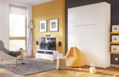 Schlafzimmer im Wohnzimmer – Einrichtungsvorschläge