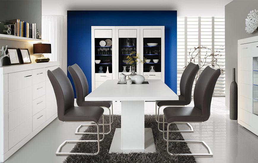 Moderne Esszimmer