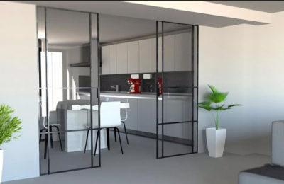 Schiebetüren – eine ideale Lösung für kleine Räume