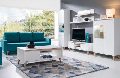 Das Wohnzimmer: notwendige Möbel und ihre praktischen Funktionen.