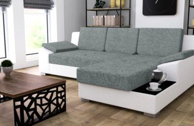 Ecksofas – schau nach, wie du die besten Wohnzimmermöbel aussuchen kannst