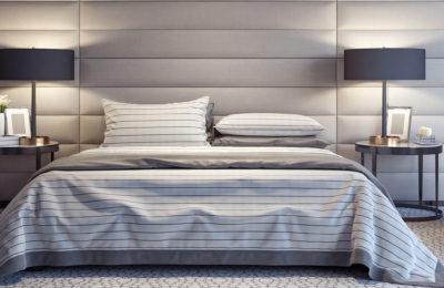 Wir wählen ein bequemes Bett fürs Schlafzimmer aus