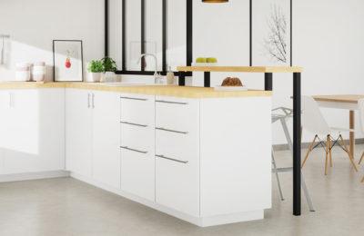 Weiße Küchenmöbel in verschiedenen Stils. Welcher passt zu dir?