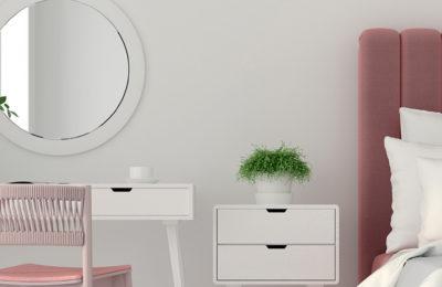 Ein weißes Schlafzimmerset – ist das eine gute Idee?