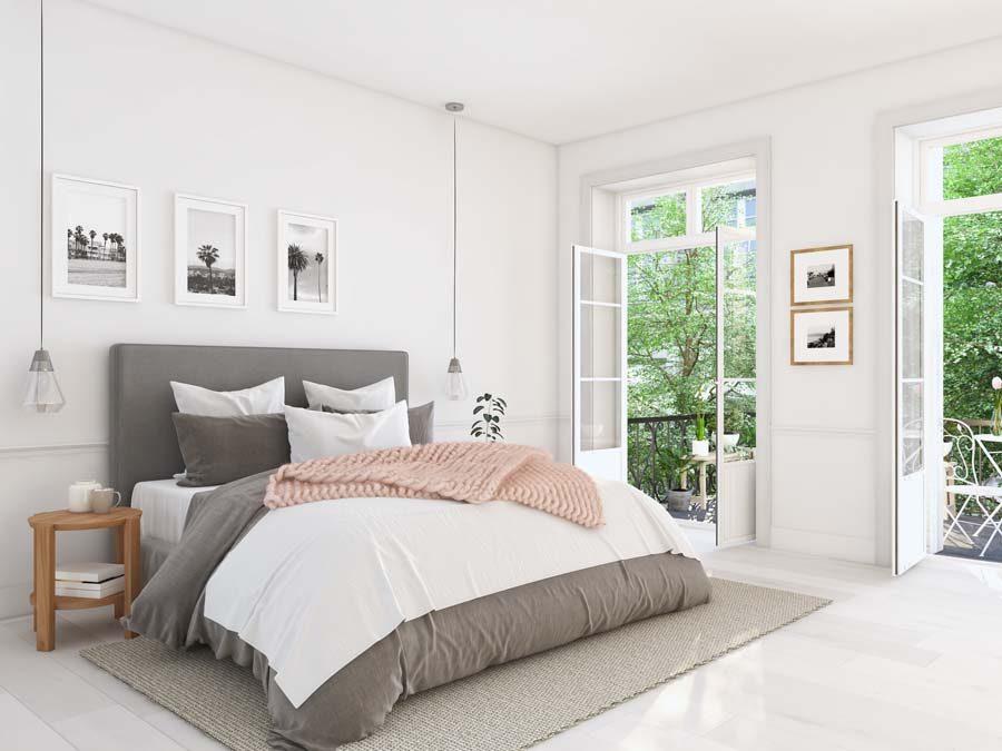 Gemütliches Schlafzimmer – wie soll man einen idealen Erholungsort ...