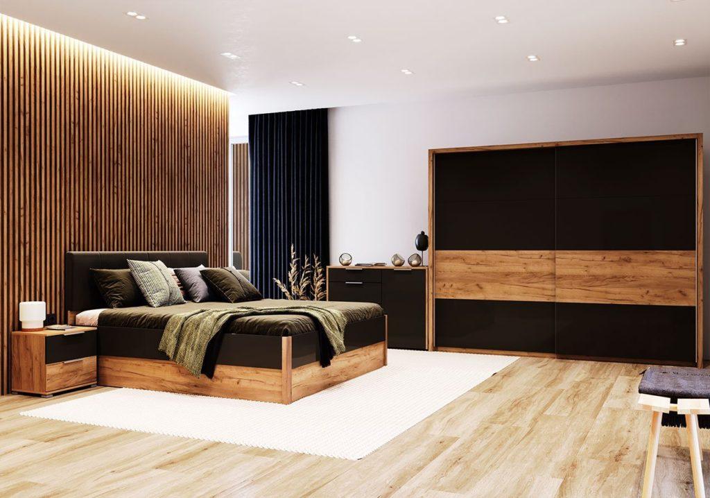 Männerschlafzimmer