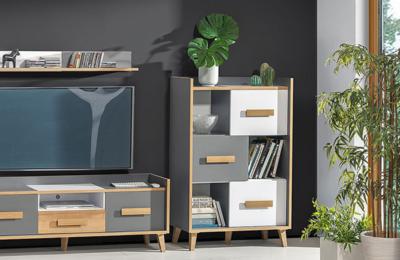 Wohnzimmermöbel im skandinavischen Stil – Ratschläge, Hinweise, Inspirationen