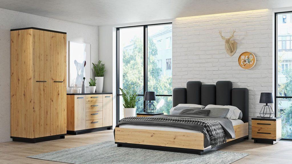 Schlafzimmer-Set Mins I