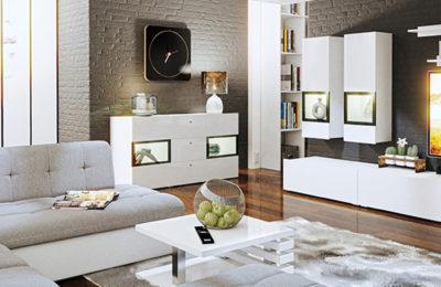 5 Sachen über die du wissen musst, wenn du ein Wohnzimmer einrichtest.