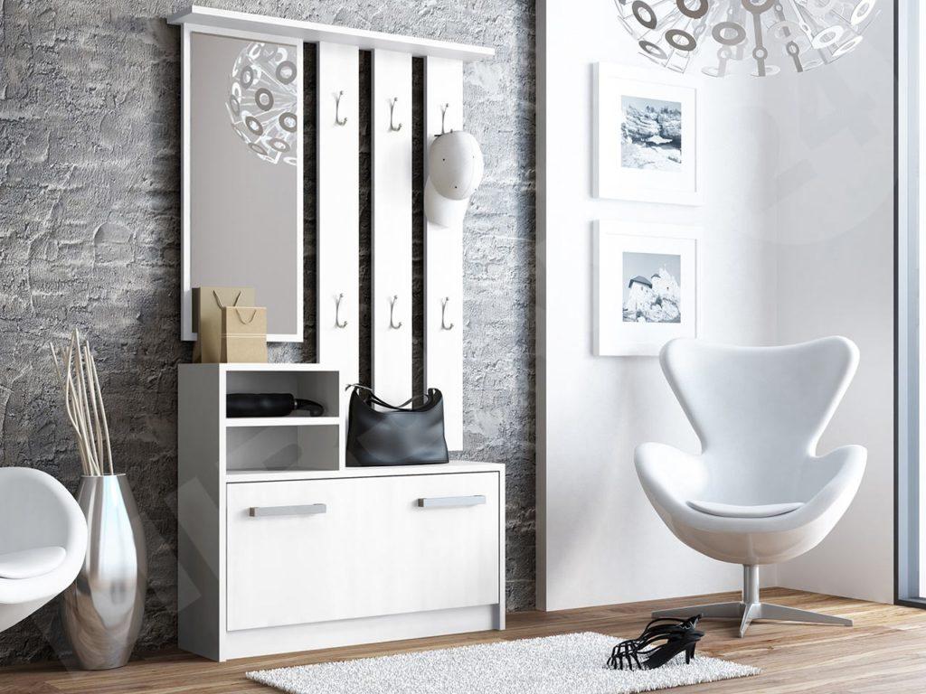 Garderobe-Set Kolom