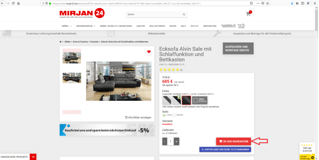 mirjan24 - Einkaufs